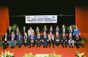 2002 PICP Conference – Cook Islands