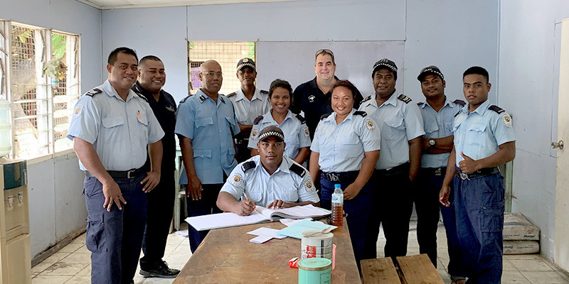 Pacific Island Prevention Policing Programme
